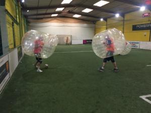 Le Bubble Foot revient dans votre centre !