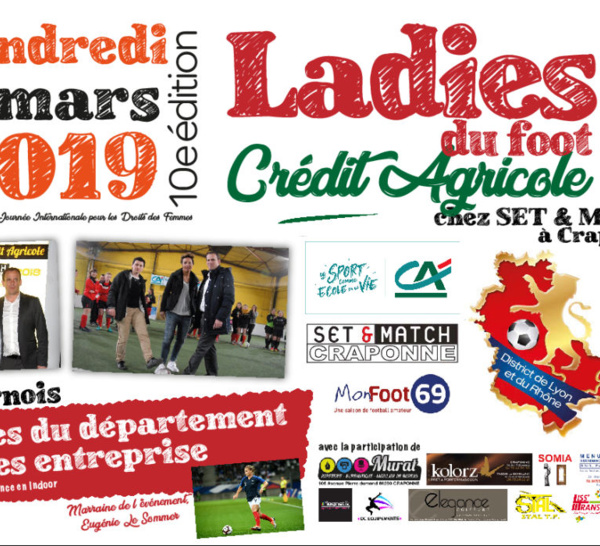 Tournoi des Ladies du Foot