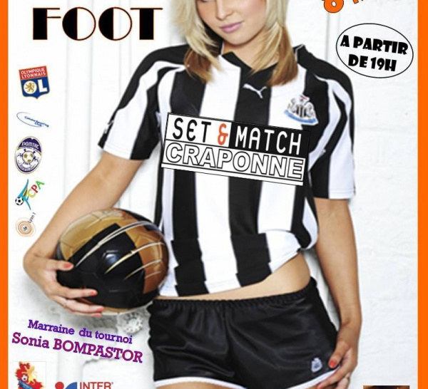 LADIES DU FOOT