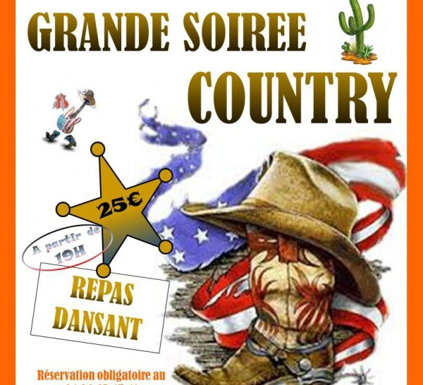 SOIREE COUNTRY